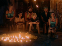Drake third tribal council