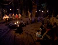 Rattana sixth tribal council