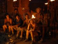 Boran first tribal council