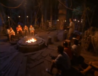 Rattana seventh tribal council