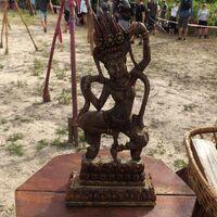 Cambodia immunity idol