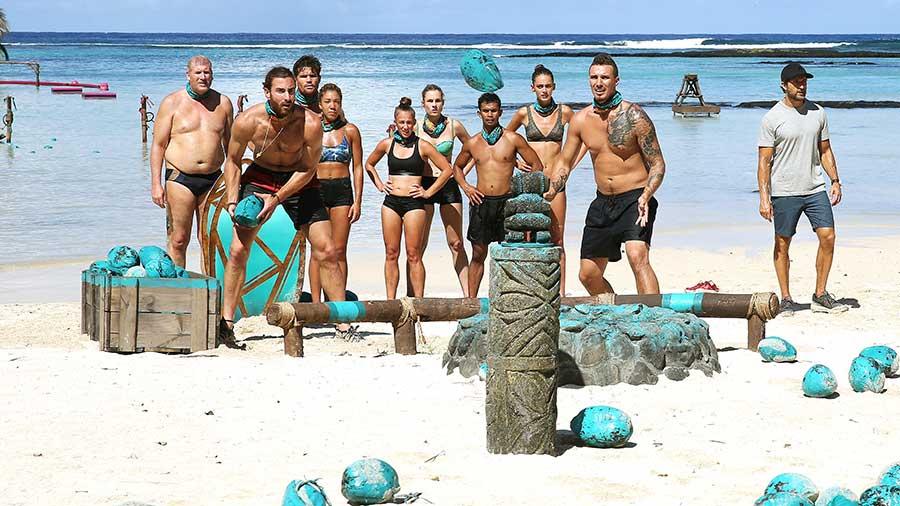 Australian Survivor (2017) Episode 4