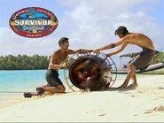 In the barrel cook islands