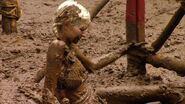 Mud slide courtney