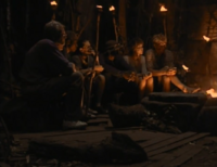 Pagong first tribal council