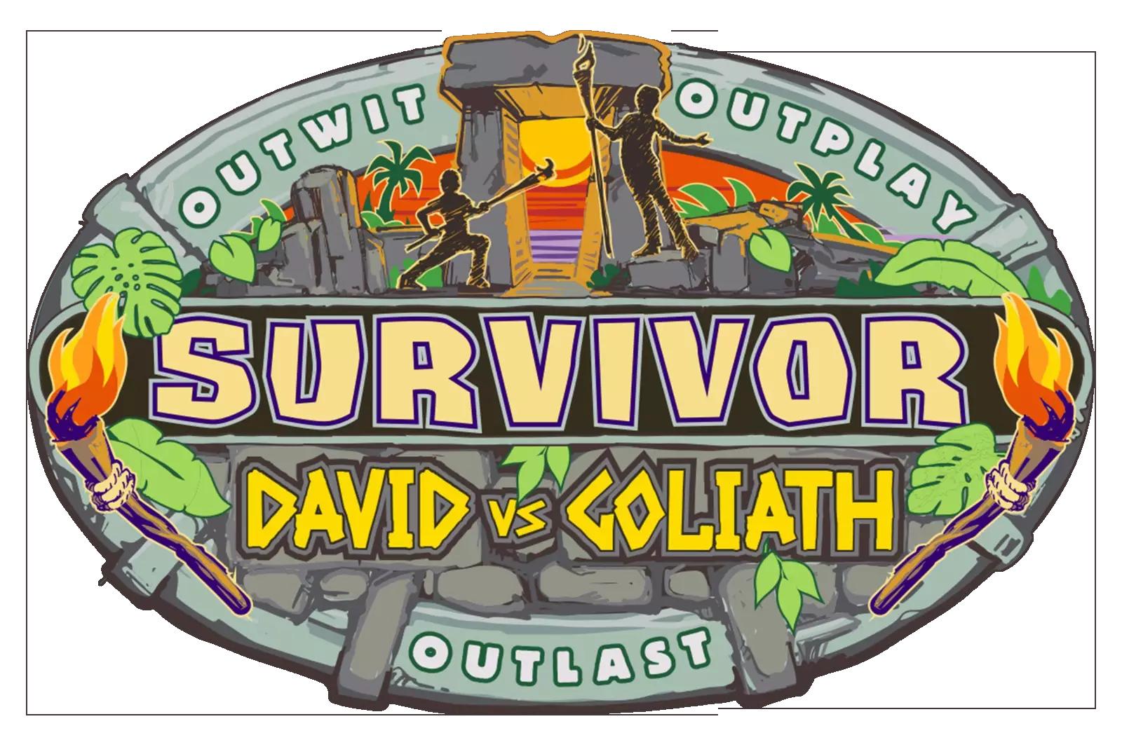 Survivor: David vs. Goliath