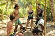 Tavua at camp