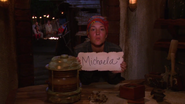 Ciera votes michaela