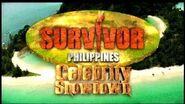 Survivor Philippines 3 - Celebrity Showdown intro (Filipino Survivor) (Version 1)