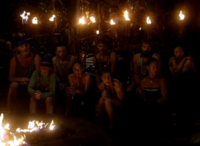 Chaboga Mogo first tribal council
