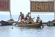 Gondol kaoh rong wooden ships
