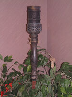 Pearl Island Torch