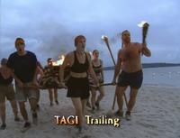 Tagi first immunity challenge