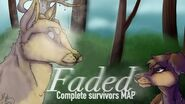 Survivors Faded Map ~COMPLETE~ (Spoilers for the whole series up to The Final Battle)