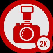 Badge foto 2x