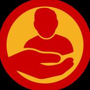Badge handpicked