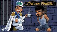 Chá com Alvinho 16 - Finalistas - Leonel Lisboa