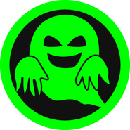 Badge ghostisland