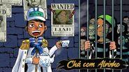 Chá com Alvinho 10 - Liah Souza