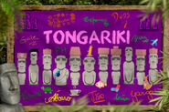 Tongariki flag