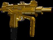Gold Uzi