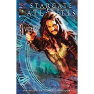 Stargate Atlantis - Back to Peg - 002 Varient