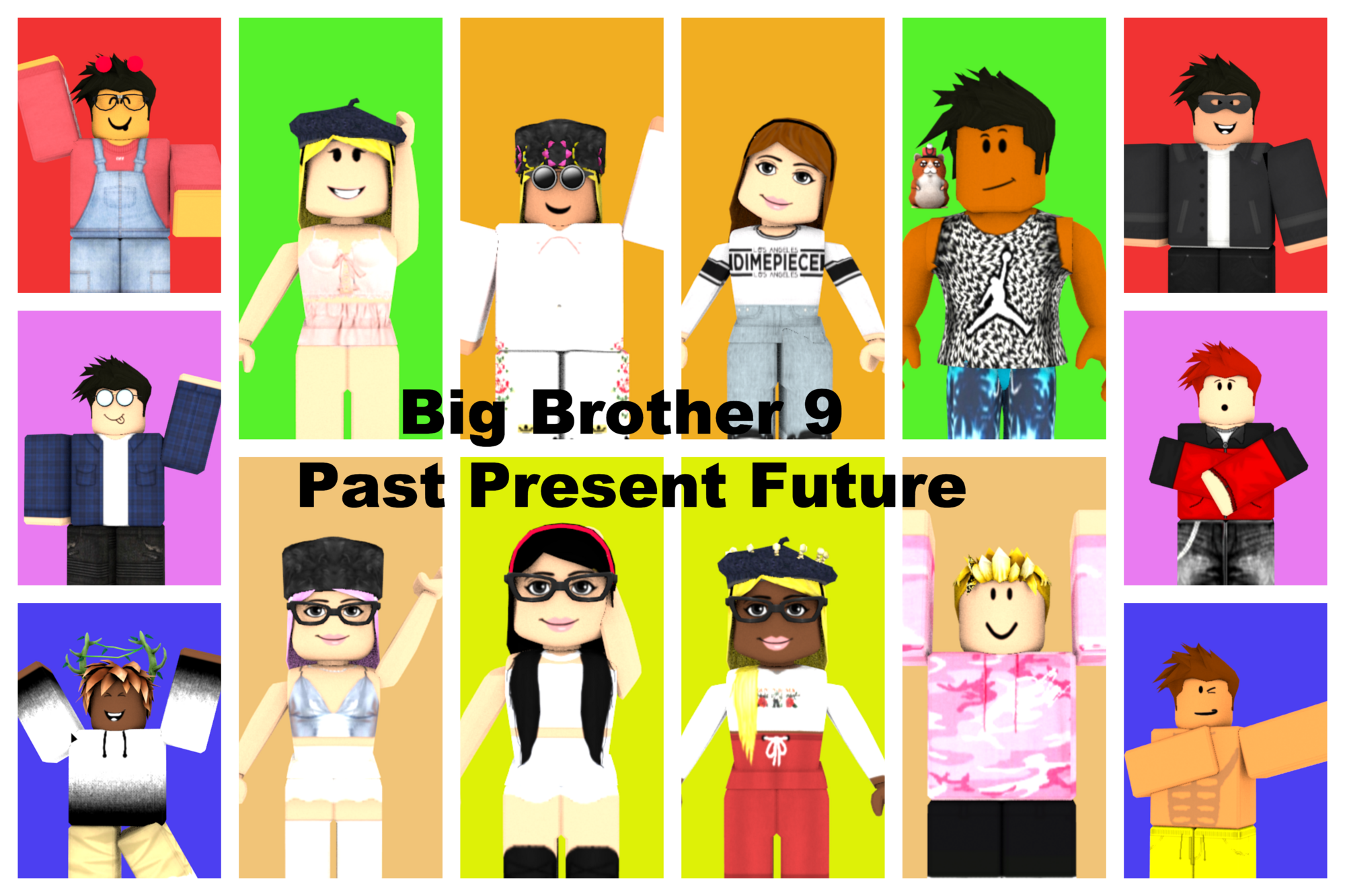 Big Brother 9 Swan S Big Brother Long Terms Wiki Fandom