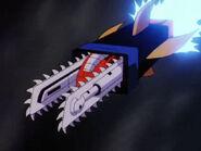 Shredder-missile