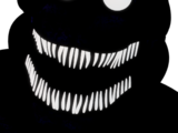 Silhouette Fredbear