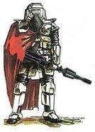 Titaniate trooper