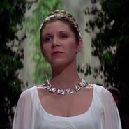 Chancellor Leia Organa