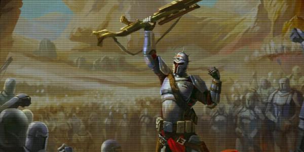 """""""Vode an"""" (First Mandalorian Civil War)"""