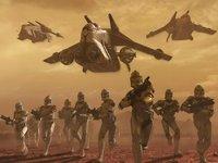 Clone Jedi War