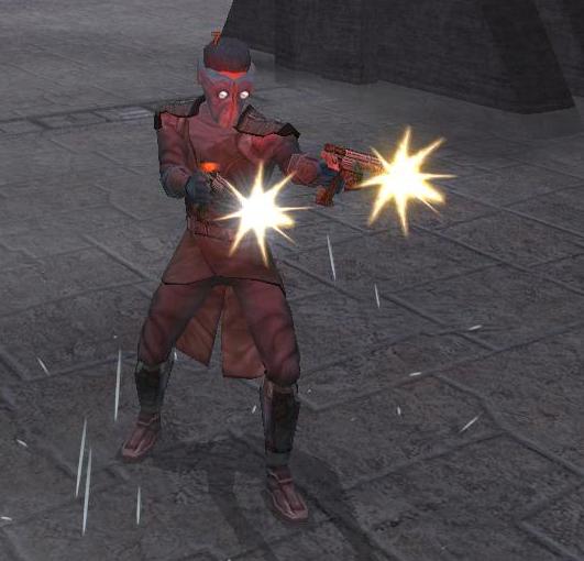 Jedi Gunfighter