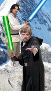 Master Skywalker's nephew