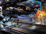 Second Clone Wars (SyabilYusoff16)