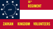 CSEflag1st30thZKVolunteers