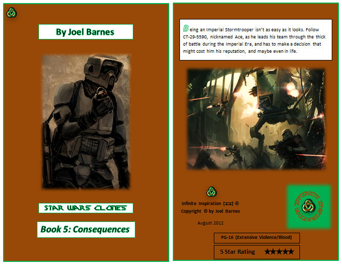 Star Wars: Clones (Joev14 series)/Book 5: Consequences