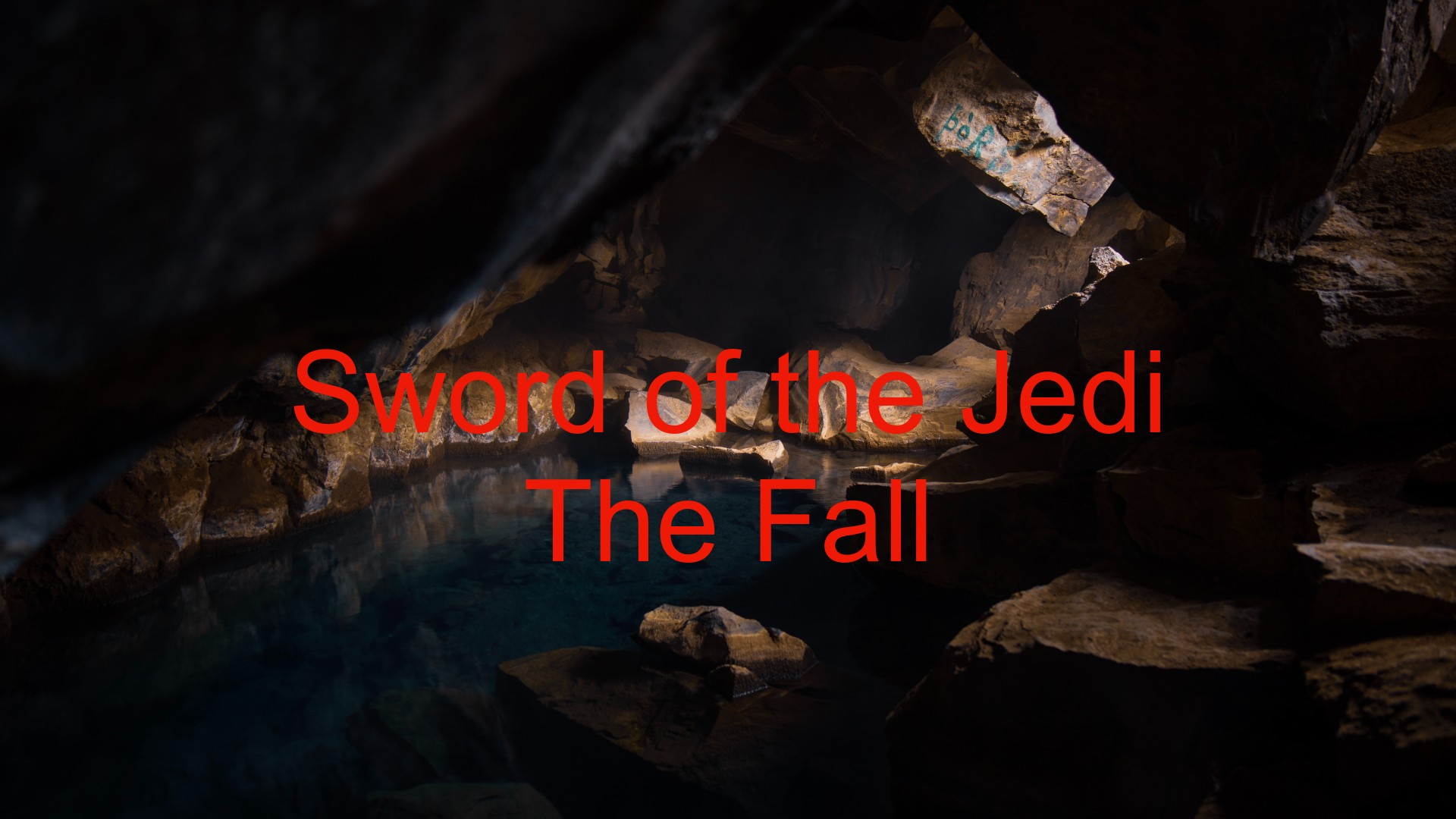 Sword of the Jedi: The Fall