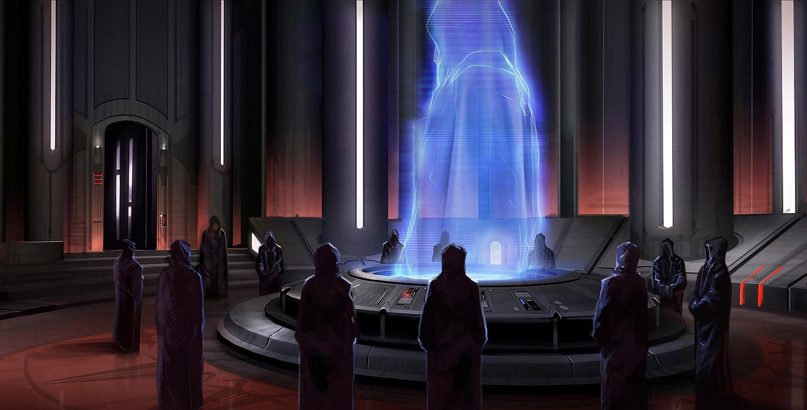 Darth High Council