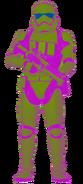 Зелёный штурмовик
