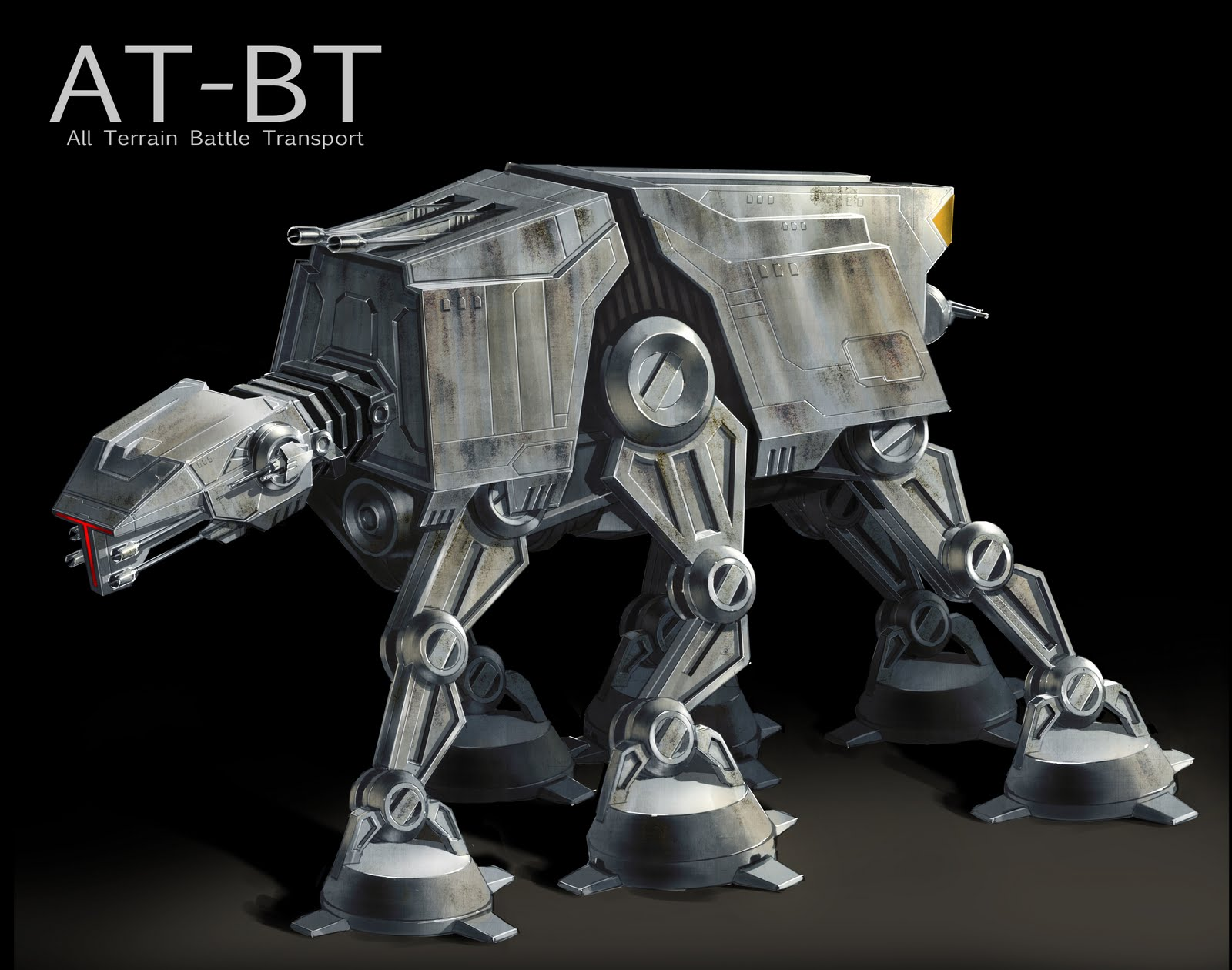 AT-BT (All Terrain- Battle Transport)