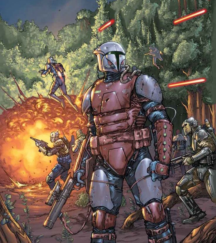 Eridanian–Mandalorian War