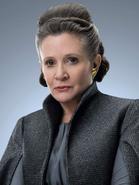 Interim Chancellor Leia Organa
