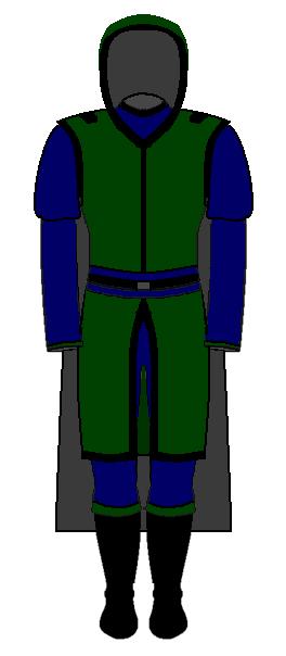 Royal Guard of the Golden Empire