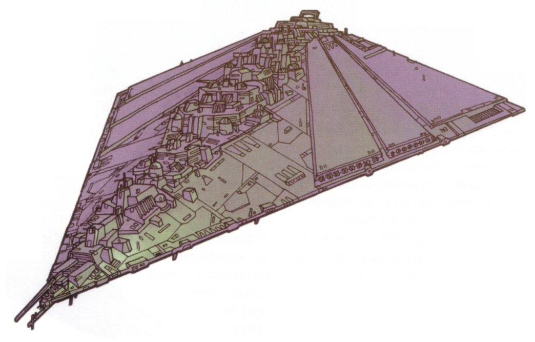 Decreto-class Super Star Destroyer