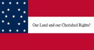 OurLandCherisedRightsflag