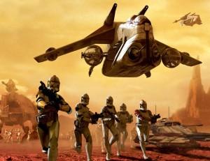 Clone Wars (Smashb1996)