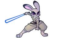 Заяц-джедай