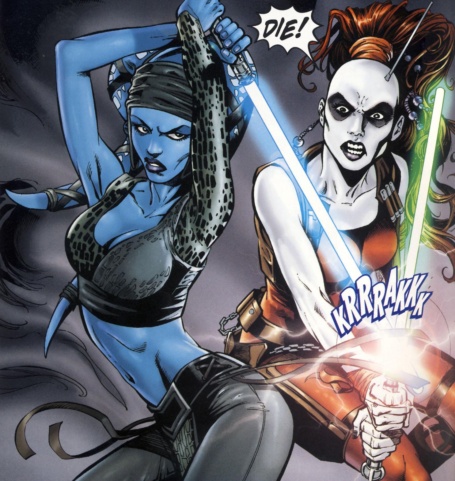 Aayla Secura (Jedi Renaissance)